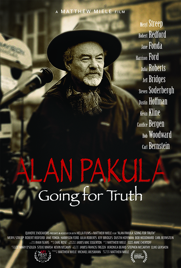 Alan Pakula Documentary